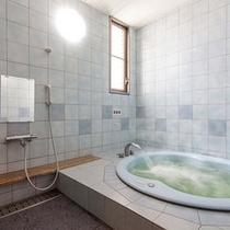 バリアフリー部屋のお風呂