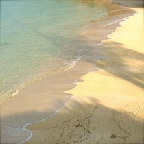 夕映えビーチ