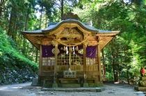 金持神社 金運祈願・開運祈願で有名な神社です。