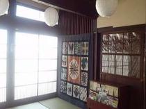 H24.12月に改装 カフェルーム 食堂になったりもしますが 憩いの場です