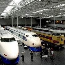 *【リニア・鉄道館】子供から大人まで楽しめるミュージアムです。当館から車で約25分。