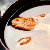 和朝食-味噌汁