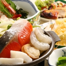 ご夕食【スタンダードコース】☆