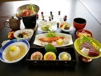 夕食百合(イメージ)