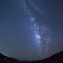 *【ナイトツアー】夜空を彩る満点の星空をお楽しみ下さい。