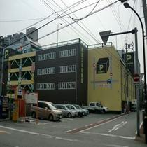 契約駐車場(熊本立体駐車場)