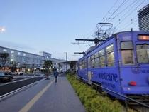 熊本駅&路面電車