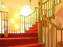 【館内】階段
