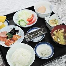 *【朝食一例】お好きなものをお好きなだけどうぞ