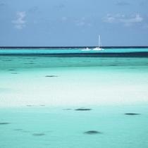 *【周辺】宮古地方有数のビーチ。海の美しさが際立っています。
