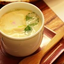 ☆料理_夕食_茶碗蒸し