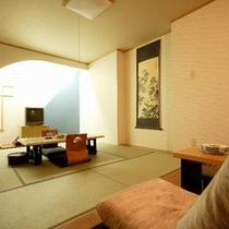 ゆきわりそう館和室8畳 (客室条件・眺望指定不可)