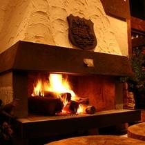 2号館(暖炉