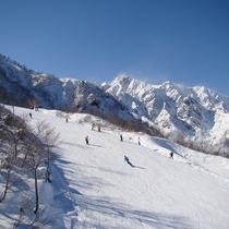■白馬五竜スキー場