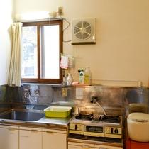 【A棟】キッチン