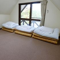 【D棟】寝室