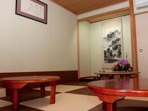 喫茶 オルタンシア 和室