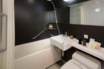 ツイン・バスルーム
