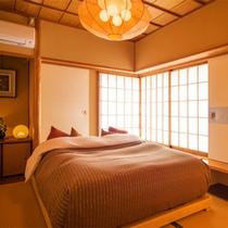 ■センター館 ベッドルーム■