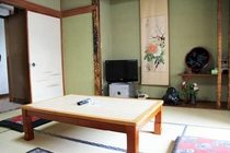 【和室8畳】・・・全室オーシャンビュー