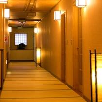 ■新館◆廊下■