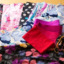 ■カラフル色浴衣■