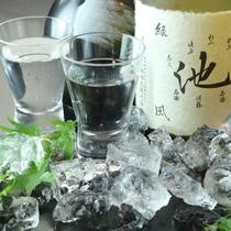 お飲み物【地酒「池」】