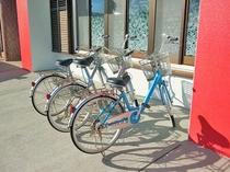 【レンタサイクル】自転車に乗って石垣をゆったりサイクリング♪