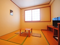 【客室】温もりあふれる和室です