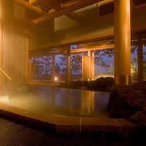グループホテルの露天風呂もご利用頂けます≪ホテルニューアワジ くにうみの湯≫