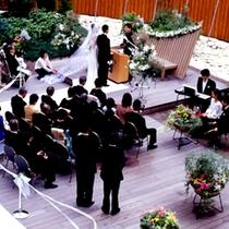 ガーデン挙式