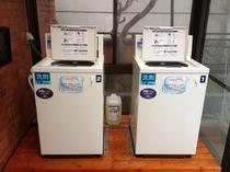 コインランドリー 洗濯機