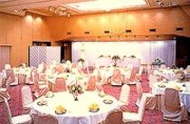 【大宴会場】披露宴・パーティー・レセプション・会議にもご利用頂けます。
