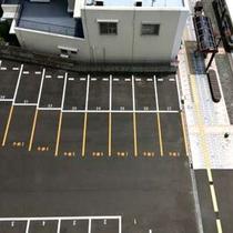 【第2駐車場】運転が苦手な人も安心!路面駐車場なので高さも気にせずでOK!