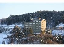 冬のホテルグランティア飛騨高山