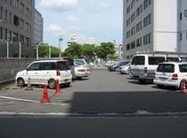青空駐車場