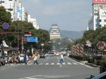 JR姫路駅、北側