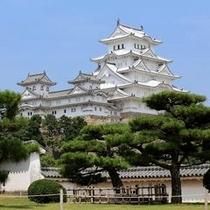 姫路城(改装後)