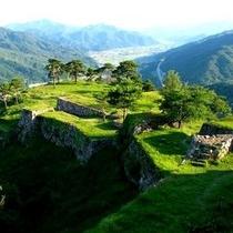 日本のマチュピチュ「竹田城跡」