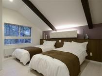 Eagle House寝室1