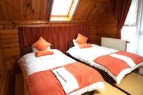 Yamaga Cabin寝室1