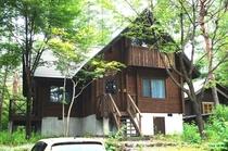 Yamaga Cabin外観