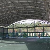 スポーツガーデン 全天候テニスコート