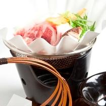 鍋(蓮根:夕食セット:御膳)