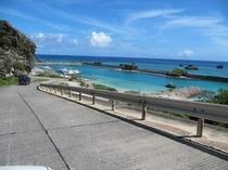 レンタカーで行こう!宮古島の海へ