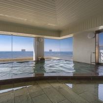 【最上階大浴場】