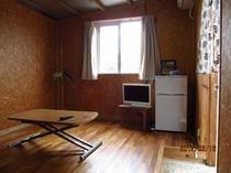 コテージ洋室