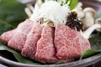 飛騨牛朴葉味噌焼き(追加料理) 飛騨名物の朴葉味噌と、飛騨牛の相性は絶品です!