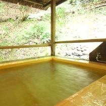 *【露天風呂】やわらかな風が気持ちい…趣ある露天風呂をお楽しみ下さい。