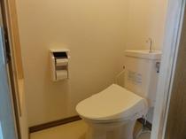 おためし移住専用トイレ